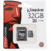 Kingston Micro Kingston 32GB SDHC Class 4 + SD adapter