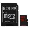 Kingston MICRO SD Kingston 128GB Adapterrel U3 UHS-I (SDCA3/128GB)