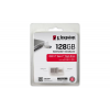 Kingston Pendrive, 128GB, USB 3.1+Type-C, 100/15 MB/s, KINGSTON