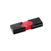 Kingston Pendrive 16GB, DT 106 USB 3.0  fekete-piros (DT106/16GB)