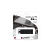 """Kingston Pendrive, 32GB, 80 USB-C, KINGSTON """"DataTraveler 70"""""""