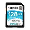 Kingston SD Kingston Canvas Go! 128GB UHS-I U3 CL10 (SDG/128GB)