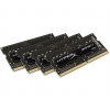 Kingston SO-DIMM DDR4 16GB 2133MHz Kingston HyperX Impact Black CL14 KIT4 (HX421S14IBK4/16) (HX421S14IBK4/16)