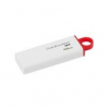 Kingston USB flash memory 32GB USB 3.0 DataTraveler I G4 - Red