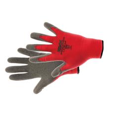 Kixx ROCKING RED kesztyű nylon latex piros - 11