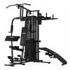 KLARFIT Ultimate Gym 5000, multifunkciós fitnesz állomás, fekete