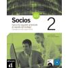Klett Kiadó Socios 2. Nueva edícia Cuaderno de ejercicios