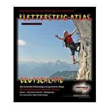 Klettersteig-Atlas Deutschland - Schall térkép