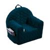 Klups Albero Mio Velvet Kids babafotel - V105 Sötét kék