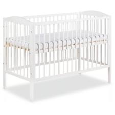 Klups Henry kiságy 60x120 - fehér (bialy) kiságy, babaágy