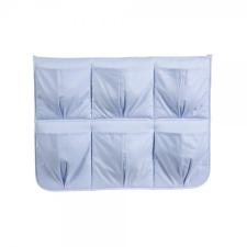 Klups zsebes tároló - Kék dekoráció