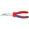 Knipex - Fogó félkerek pofával 200mm-re hajlítva, PVC bevonat