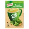 KNORR Cup a Soup brokkolikrémleves zsemlekockával 16 g