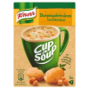 Knorr Cup a Soup burgonyakrémleves zsemlekockával 3 x 16 g