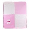 KOALA Gyerek pléd Koala Mozaik rózsaszín | Rózsaszín |