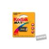 Kodak K123LA Lithium elem