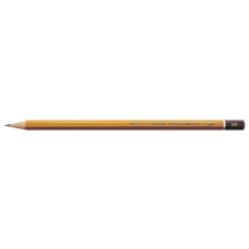 "KOH-I-NOOR Grafitceruza, 5H, hatszögletű, KOH-I-NOOR ""1500"" ceruza"