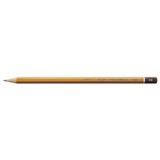 KOH-I-NOOR Grafitceruza KOH-I-NOOR 1500 4B hatszögletű ceruza