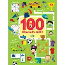 Kolibri Kiadó 100 izgalmas játék - Foci futball felszerelés