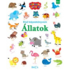 Kolibri Kiadó Első Képeskönyvem - Állatok