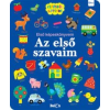 Kolibri Kiadó Első Képeskönyvem - Első szavaim