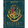 Kolibri Kiadó Harry Potter - Roxfort Évkönyv - Használd a képzeleted és alkoss!