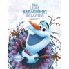 Kolibri Kiadó Jégvarázs - Olaf karácsonyi kalandja - mesekönyv