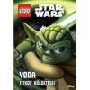 Kolibri Kiadó LEGO Star Wars: Yoda titkos küldetései