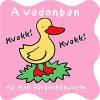 Kolibri Kiadó Pancsolókönyv - A vadonban