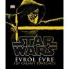 Kolibri Kiadó Star Wars - Évről évre - Egy galaxis története