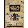 Kolibri Kiadó Star Wars: Galaktikus atlasz
