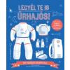 Kolibri Kiadó Steve Martin: Legyél te is űrhajós!