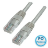 Kolink CAT6 UTP patch kábel 0,5m Grey