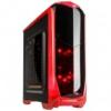 Kolink Kolink Aviator Gaming Midi Fek/pir plexi /AVIATOR-RD/