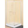 Kolpa San Kolpa San Q line TKK 70x70 szögletes zuhanykabin