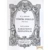KONCERT 1234 Török induló / Karácsonyi szonatina II.