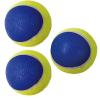 KONG Ultra SqueakAir Ball kutyajáték - 2x3 labda szettben