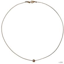 Konplott nyaklánc ékszer Disco Balls bézs kristály arany színű ener Schatten nyaklánc