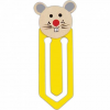 Könyvjelző (egeres)