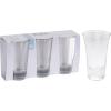 Koopman 3-részes rövidital-pohár készlet, 80 ml