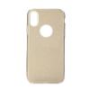 KORACELL Csillogós szilikon tok - Apple iPhone XS (5,8