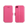 KORACELL Flexi book tok - LG K10 (K430) - rózsaszín