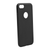 KORACELL Szilikon tok SOFT, Huawei Y5 2017 / Y6 2017, fekete