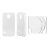 KORACELL ultra vékony szilikon tok Samsung Galaxy Note 4 - átlátszó