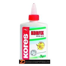 """KORES Hobbyragasztó, 125 g, KORES """"White Glue"""" (IK75825) hobbiragasztó"""
