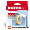 "KORES Ragasztószalag, kétoldalas, 15 mm x 5 m, KORES ""Duo"" (IK6003)"