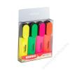 KORES Szövegkiemelő, 1-5 mm, KORES, 4 különböző szín (IK36140)