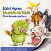 Kossuth Könyvkiadó; Mojzer Kiadó MAZSOLA ÉS TÁDÉ - HANGOSKÖNYV