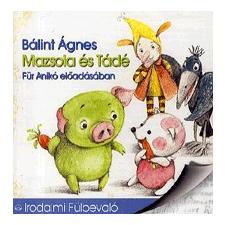 Kossuth Könyvkiadó; Mojzer Kiadó MAZSOLA ÉS TÁDÉ - HANGOSKÖNYV hangoskönyv