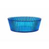 Kosta Boda CUPCAKE BLUE DISH D 220MM